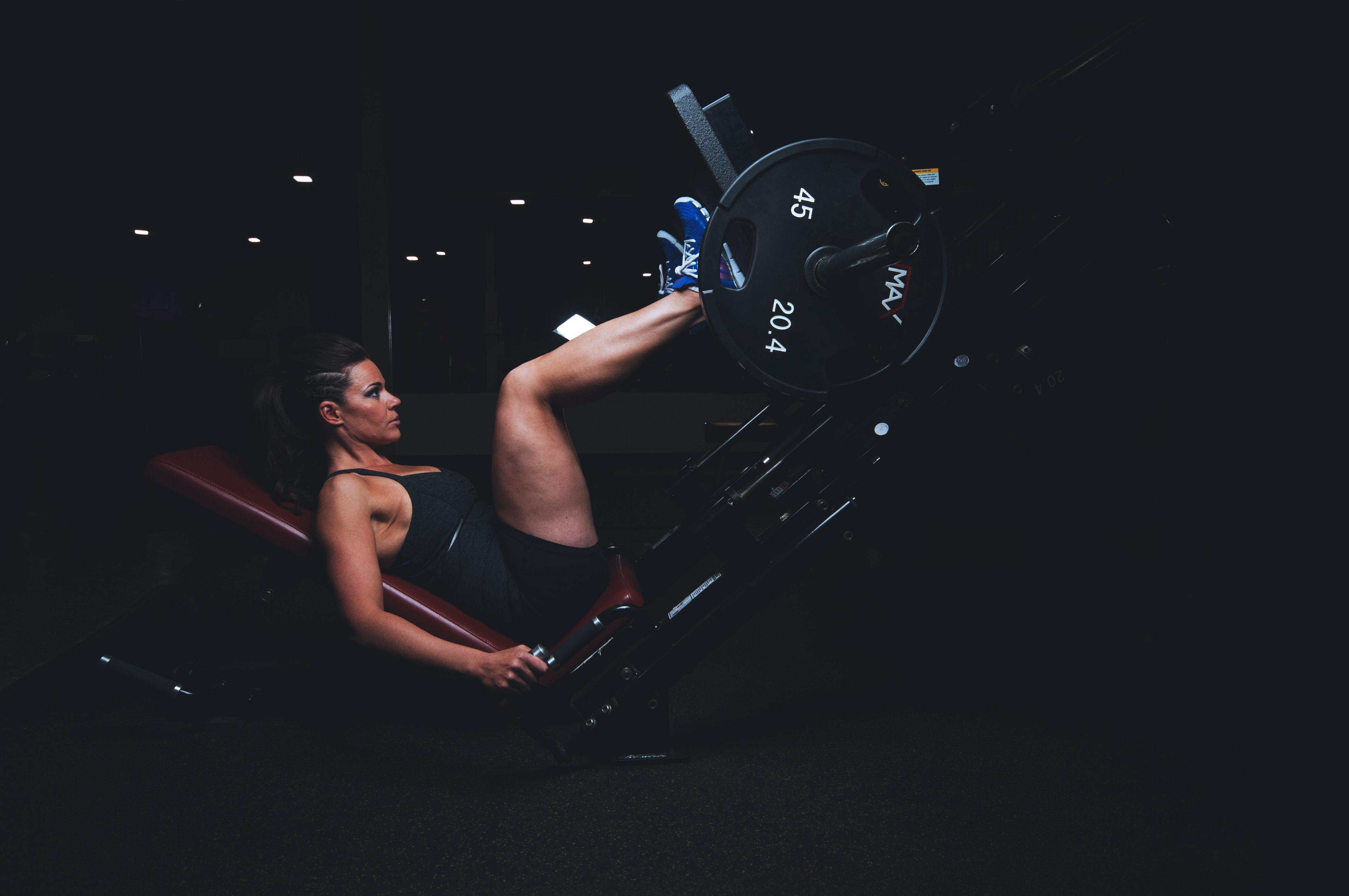 高強度トレーニング