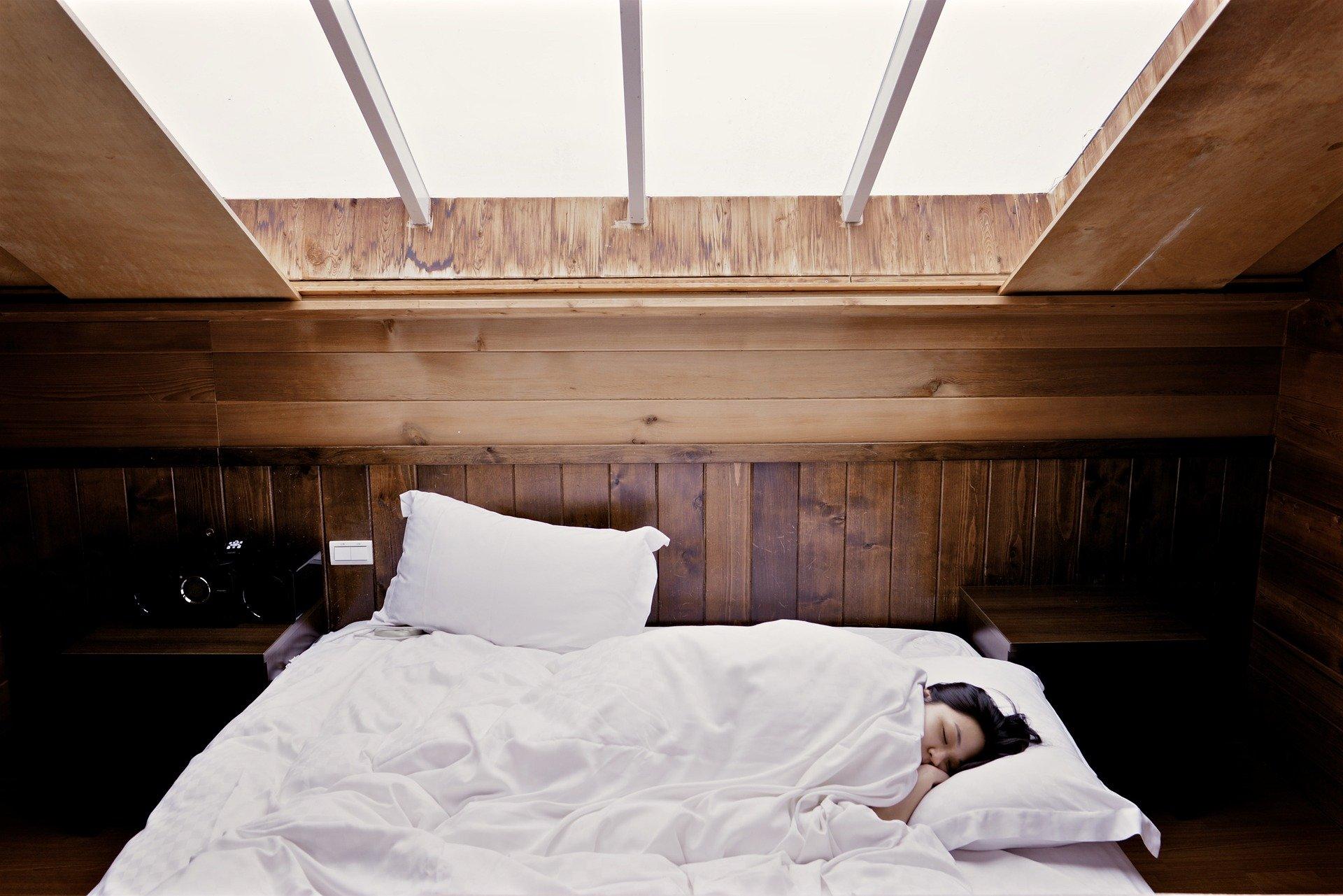 睡眠の質を上げる為の方法