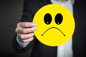 腰痛の原因が精神的ストレス
